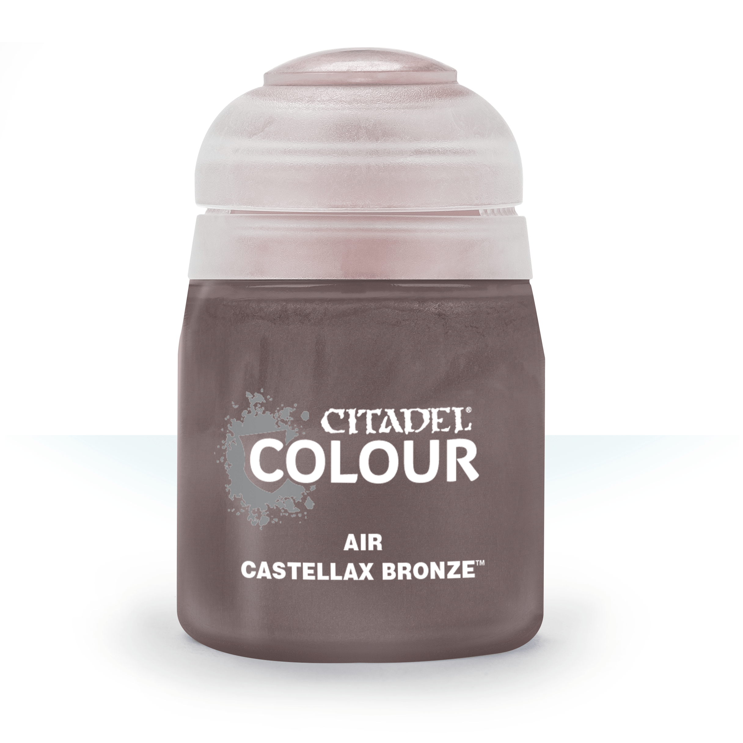 Citadel Airbrush Paints: Castellax Bronze