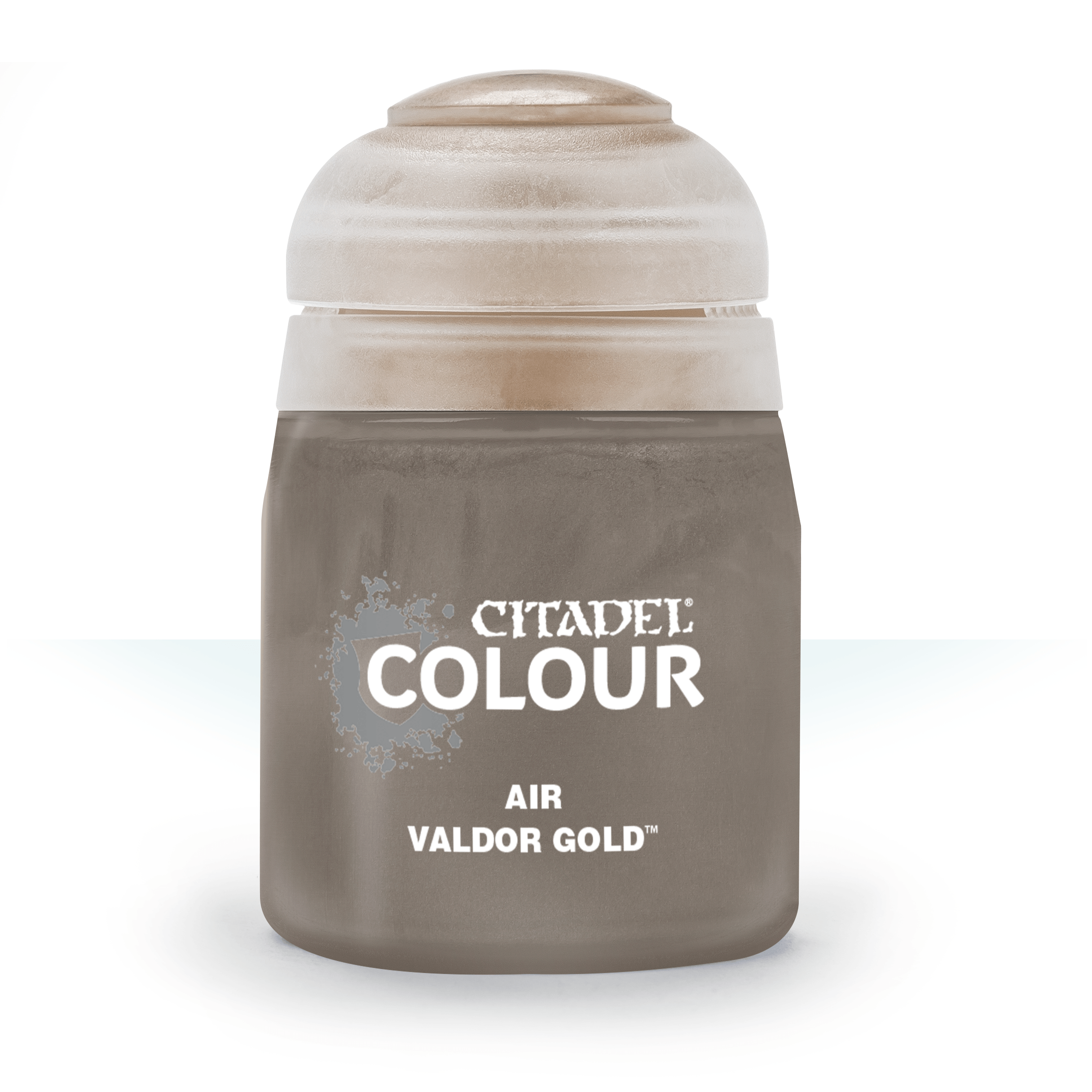 Citadel Airbrush Paints: Valdor Gold
