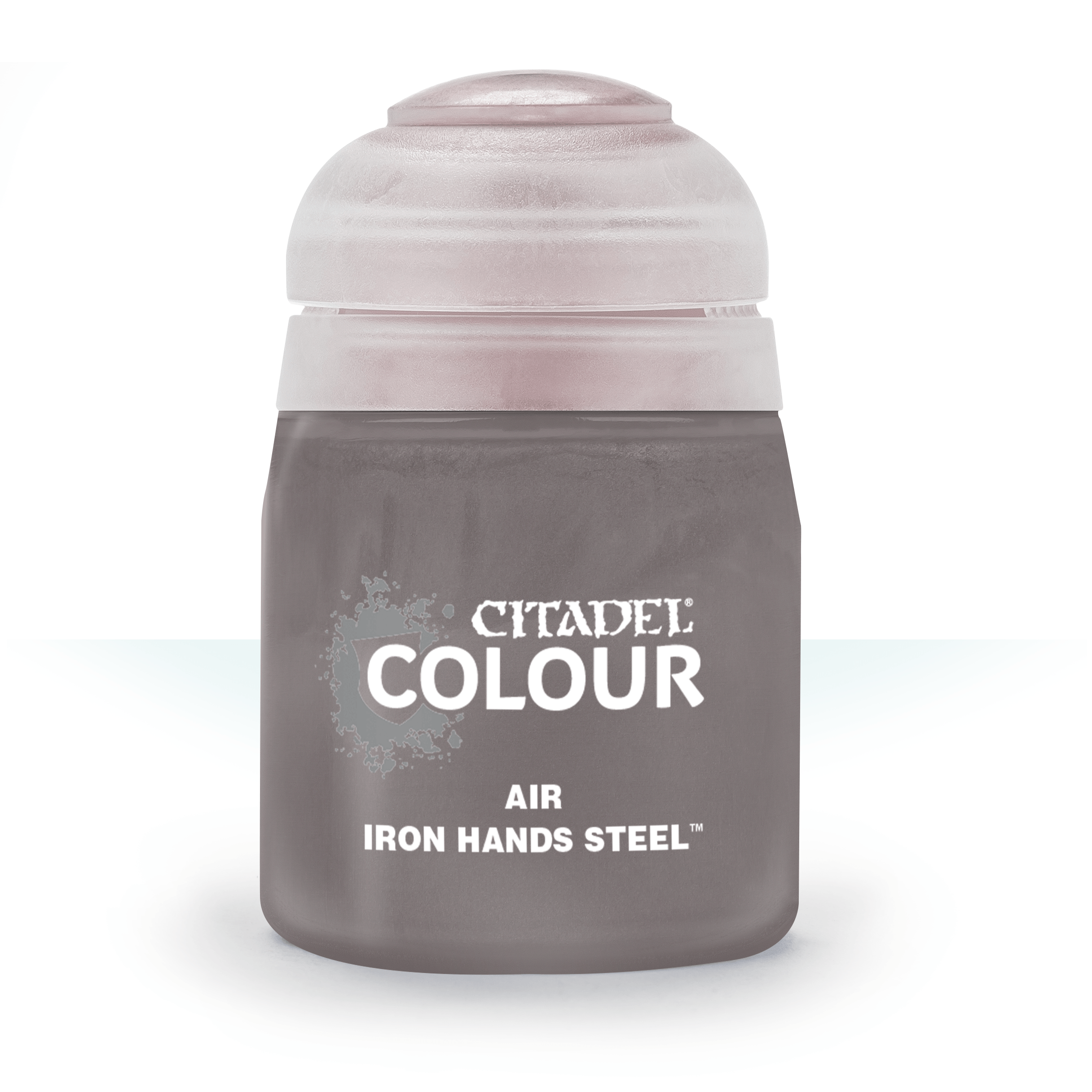 Citadel Airbrush Paints: Iron Hands Steel