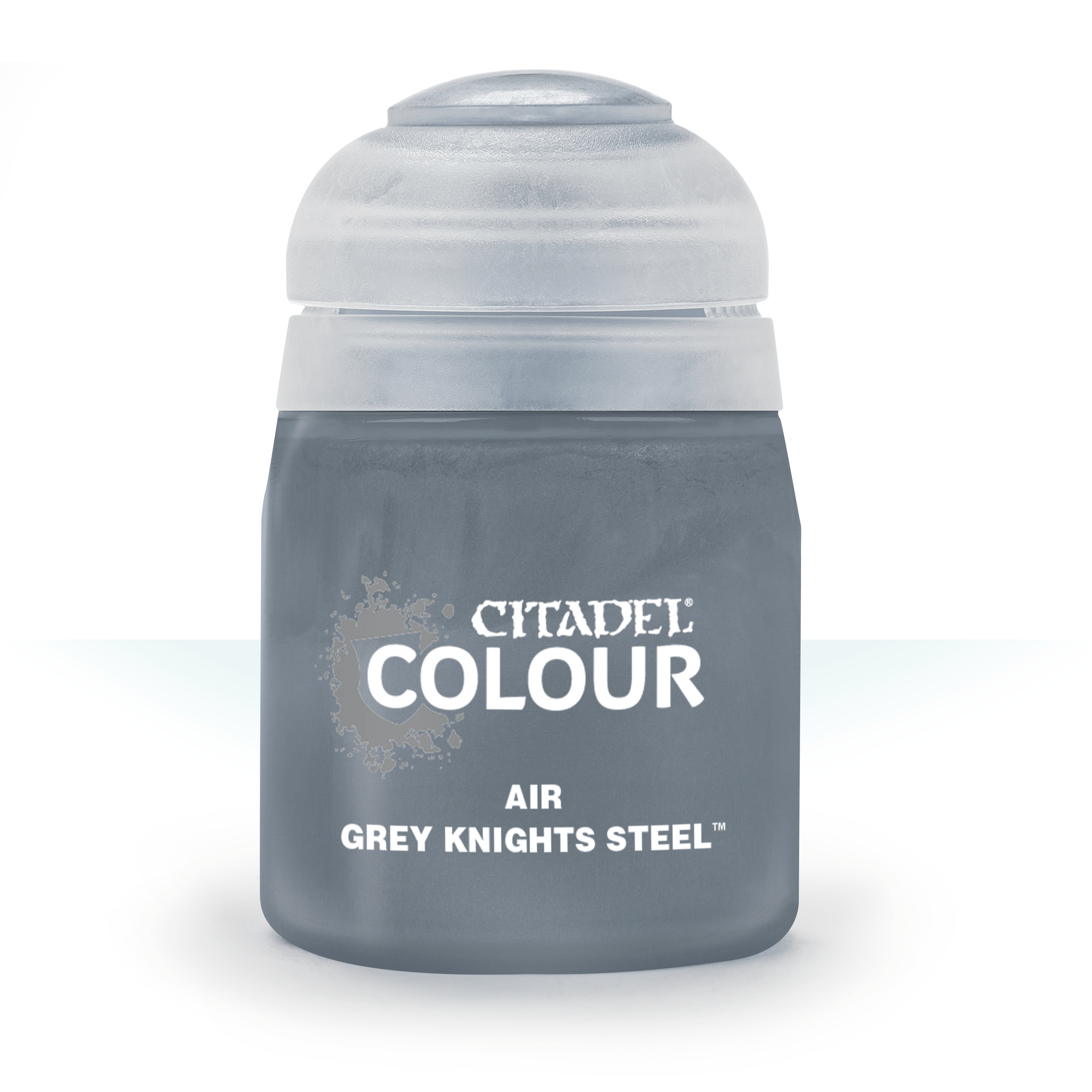 Citadel Airbrush Paints: Grey Knights Steel
