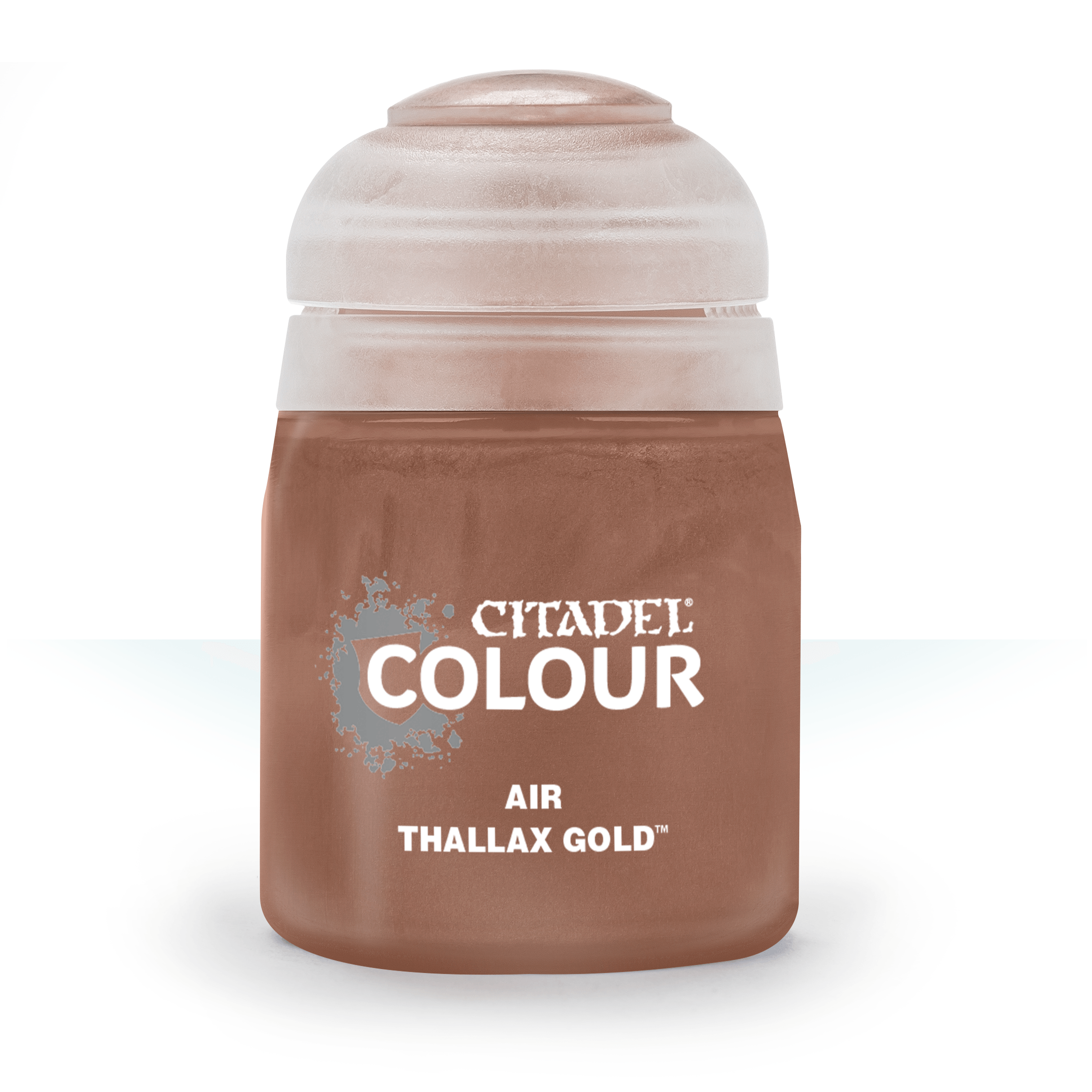Citadel Airbrush Paints: Thallax Gold