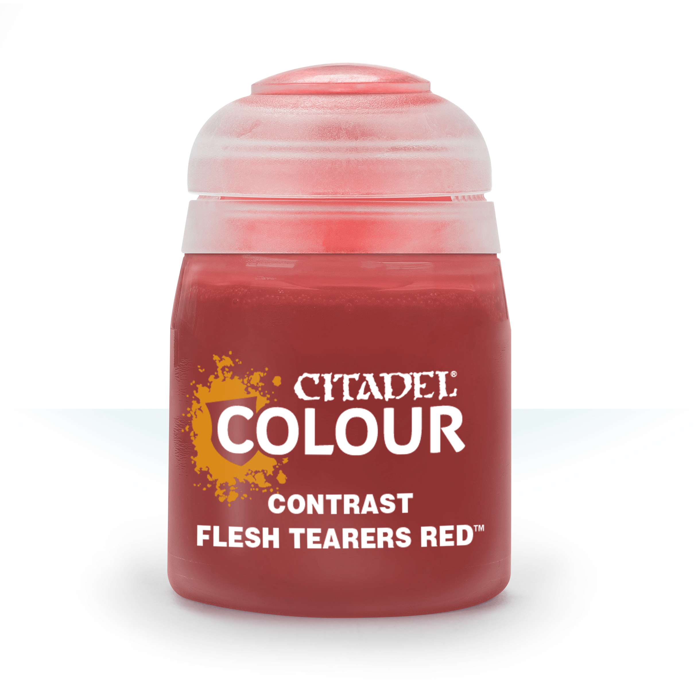 Citadel Contrast Paints: Flesh Tearers Red