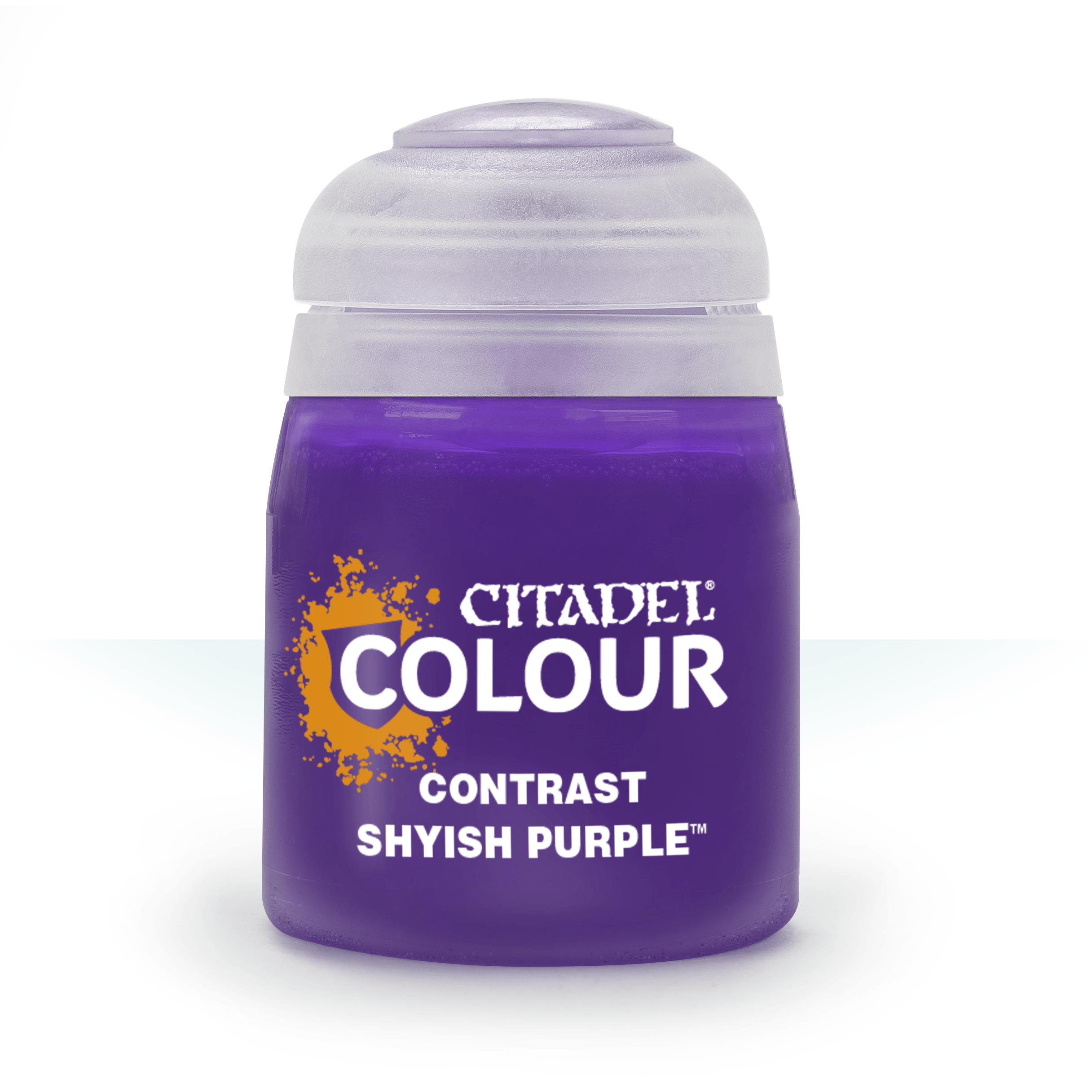 Citadel Contrast Paints: Shyish Purple