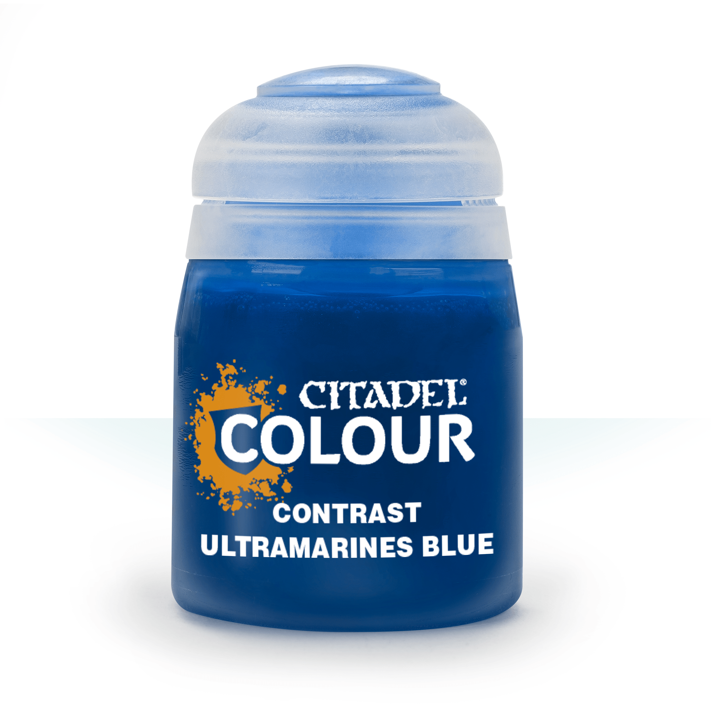 Citadel Contrast Paints: Ultramarines Blue