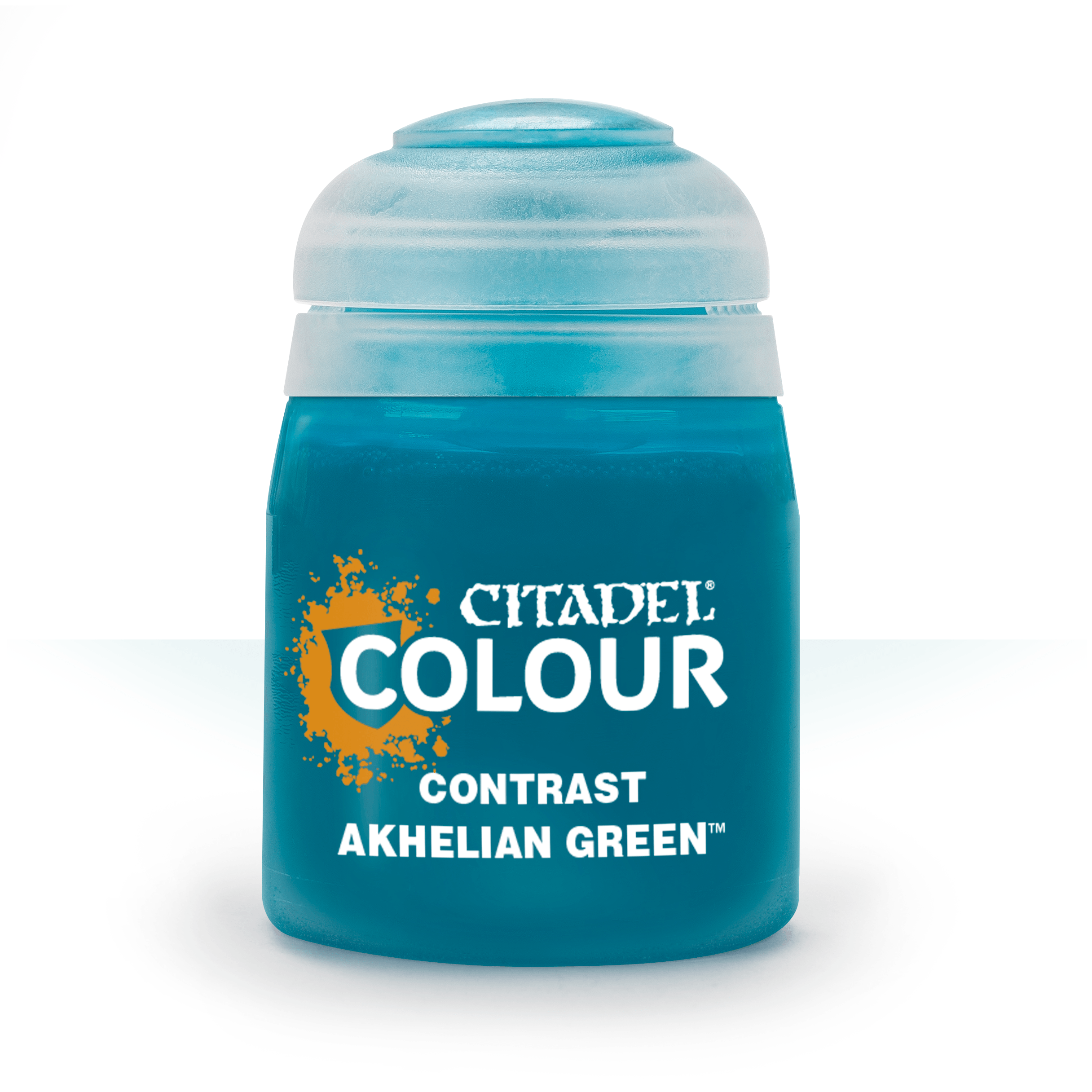 Citadel Contrast Paints: Akhelian Green