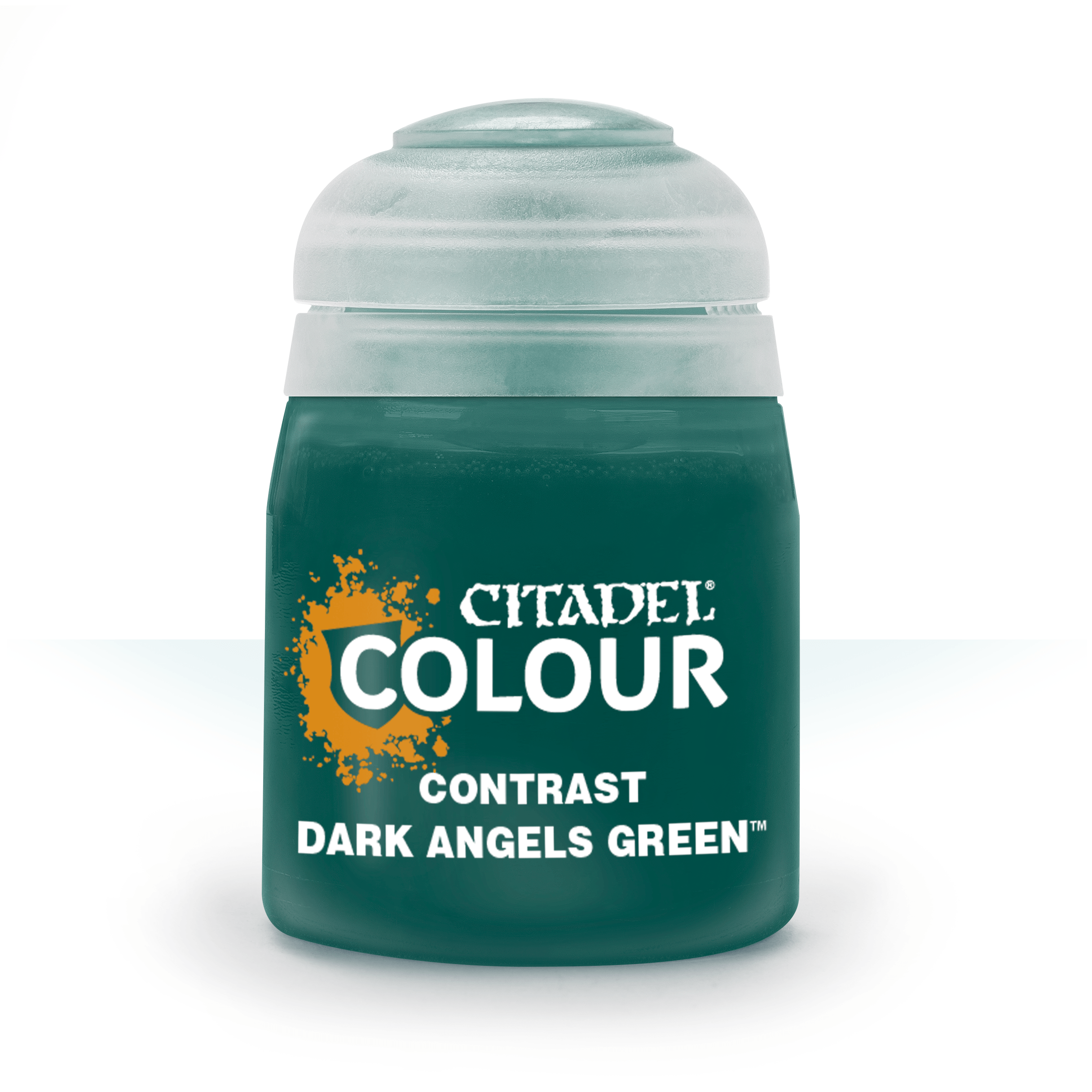 Citadel Contrast Paints: Dark Angels Green