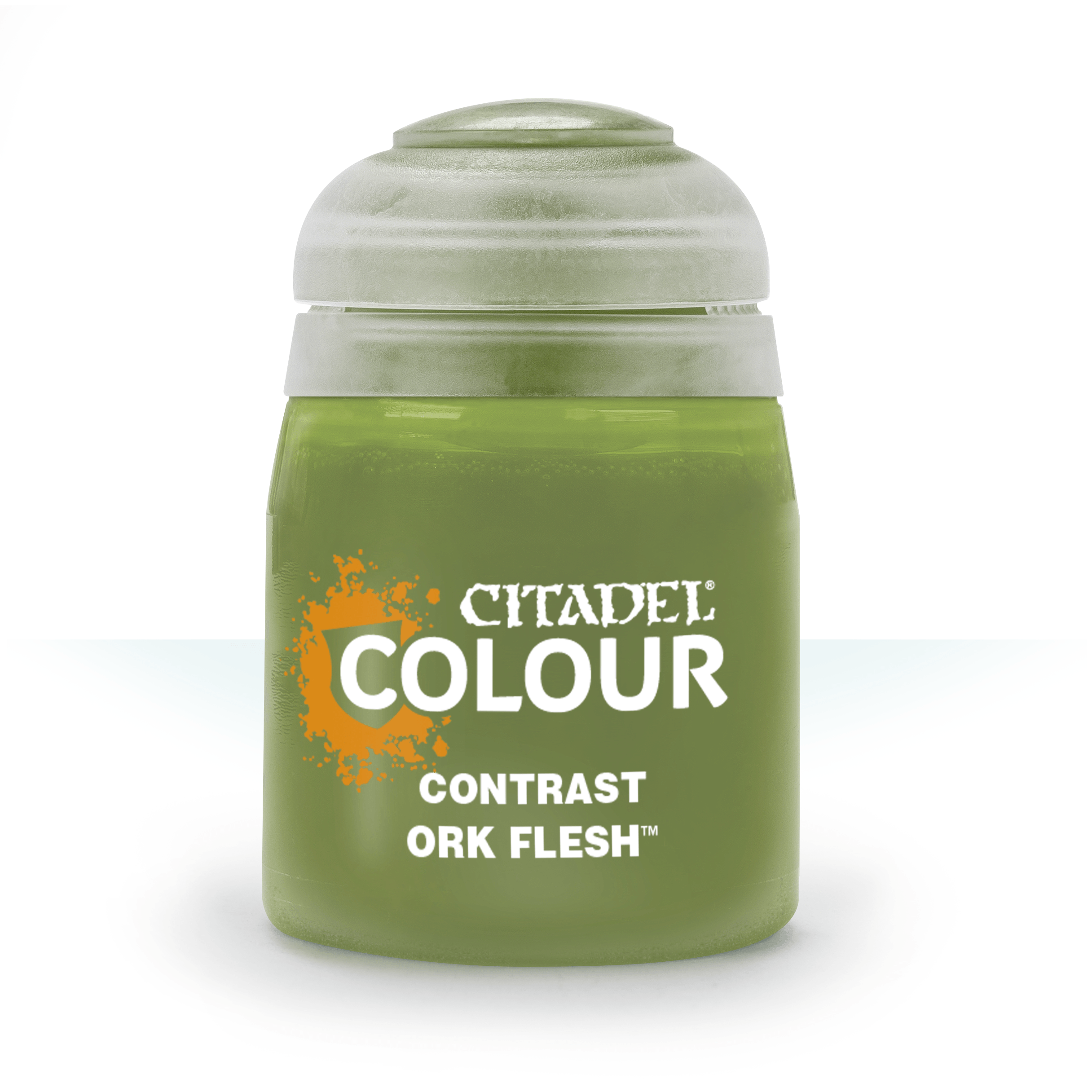 Citadel Contrast Paints: Ork Flesh