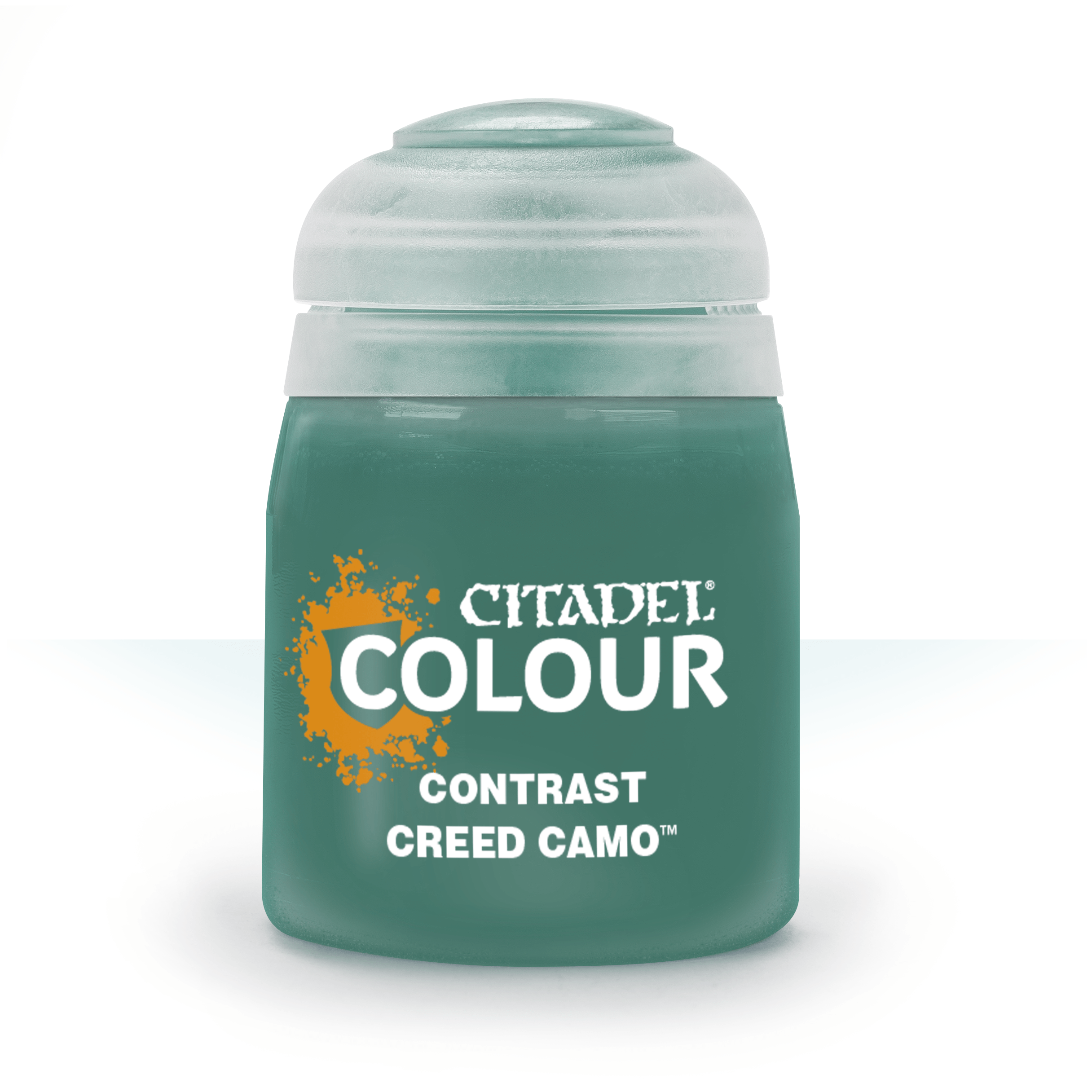 Citadel Contrast Paints: Creed Camo