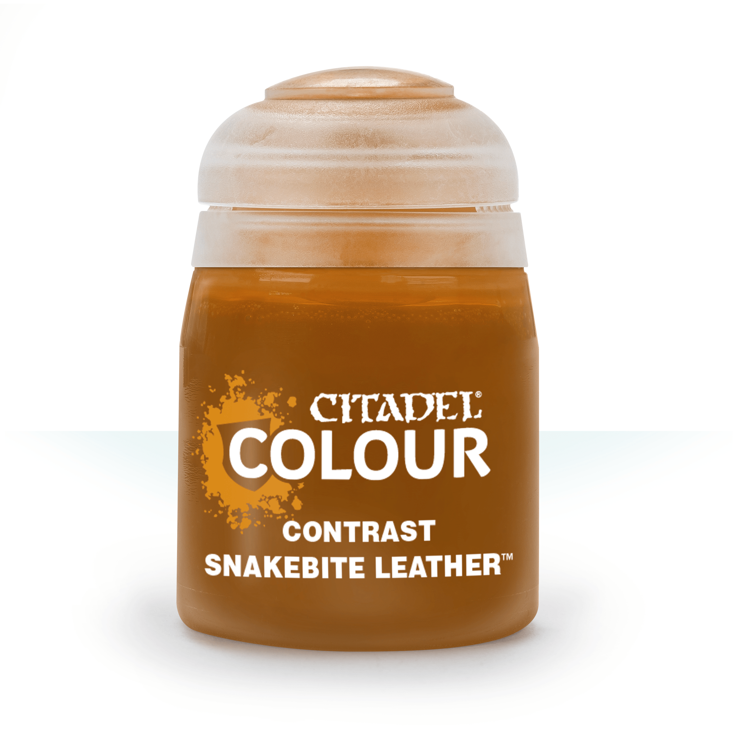 Citadel Contrast Paints: Snakebite Leather
