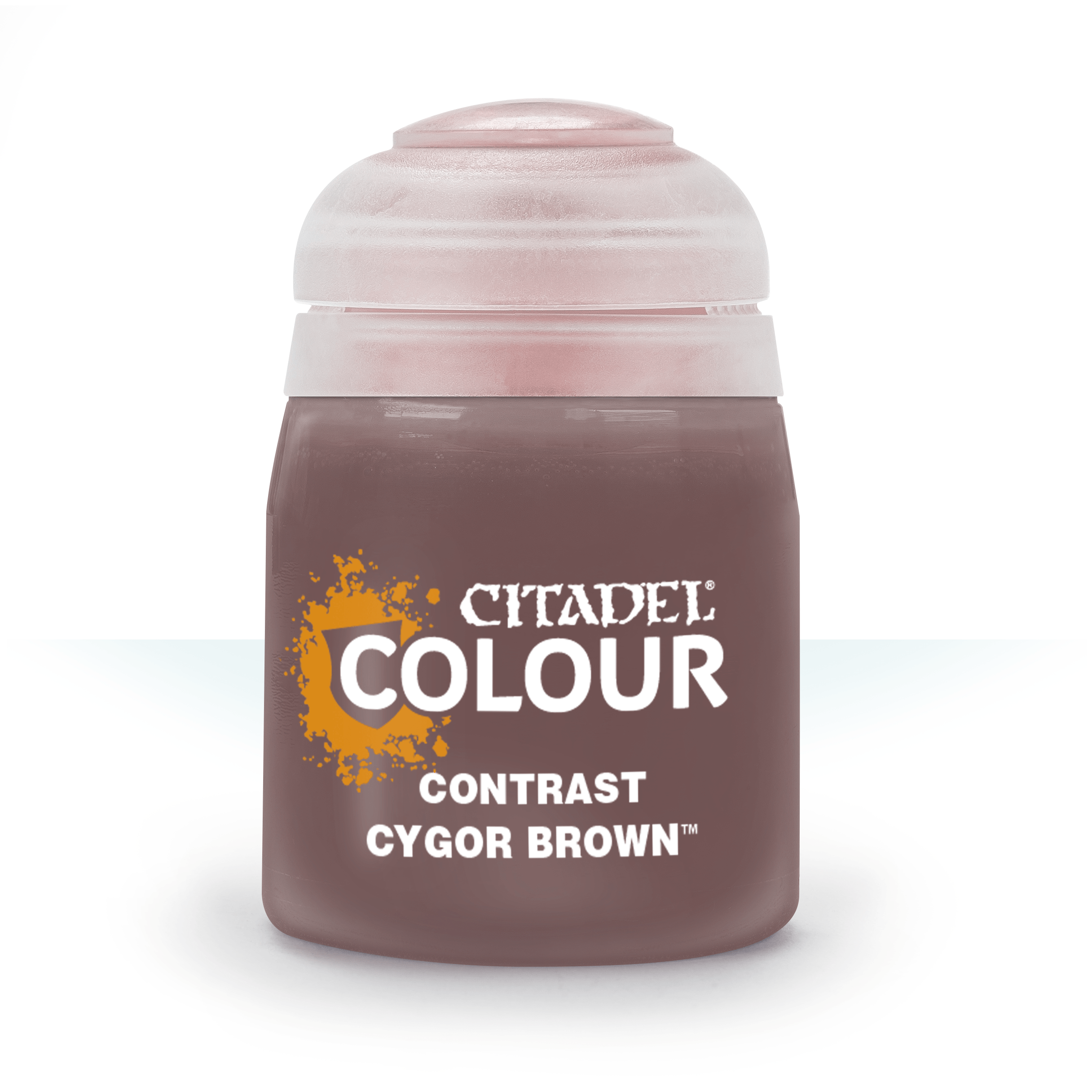 Citadel Contrast Paints: Cygor Brown