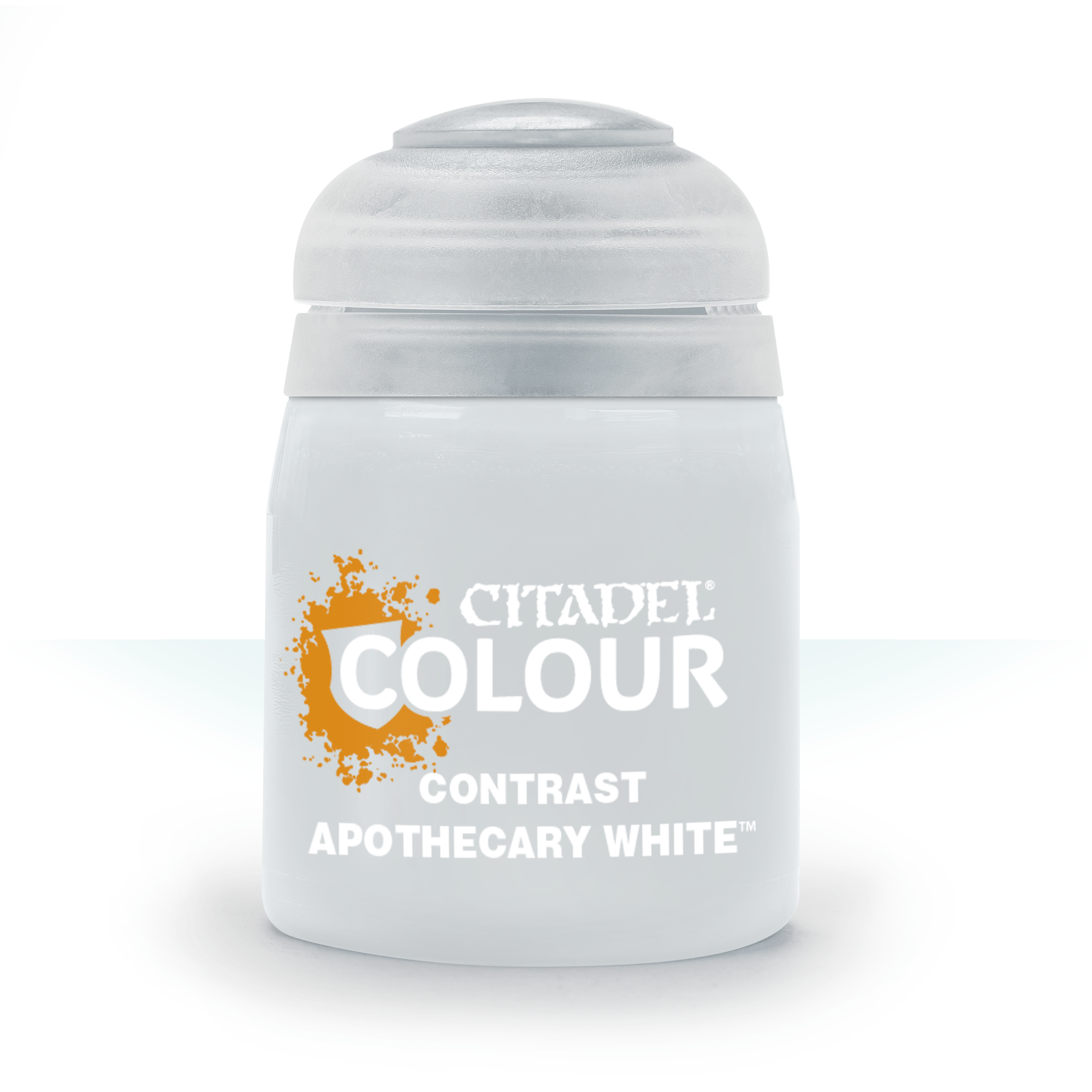 Citadel Contrast Paints: Apothecary White