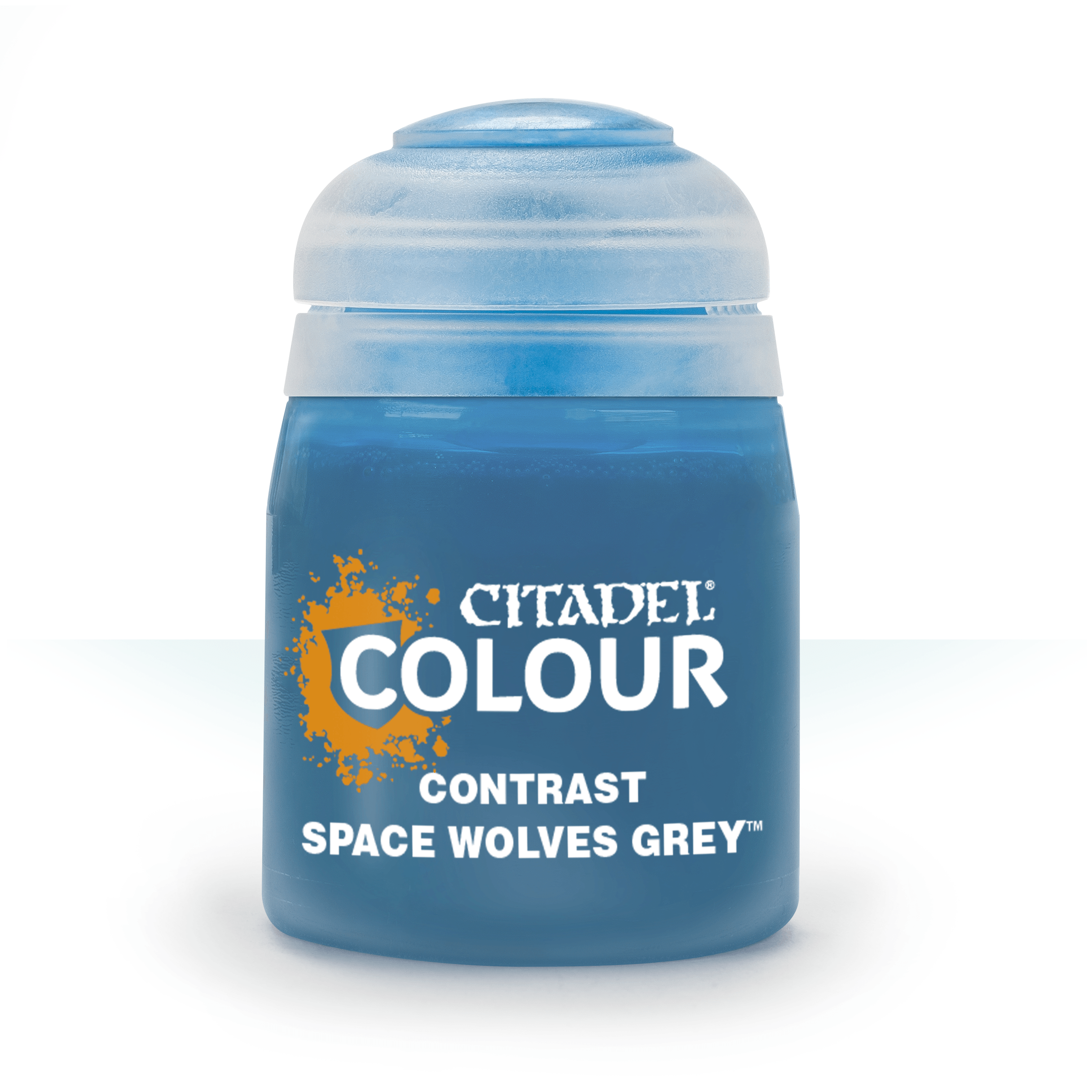 Citadel Contrast Paints: Space Wolves Grey