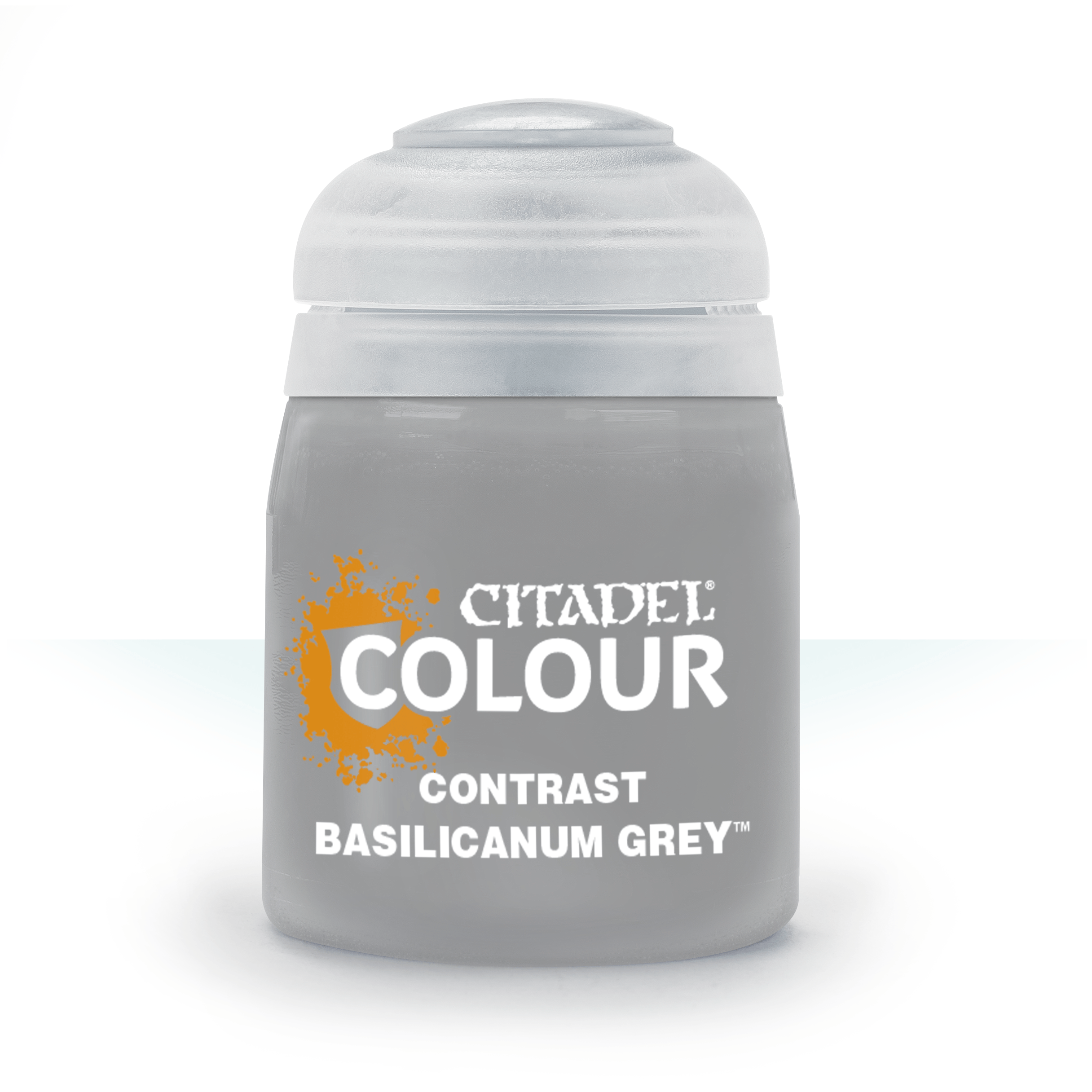 Citadel Contrast Paints: Basilicanum Grey