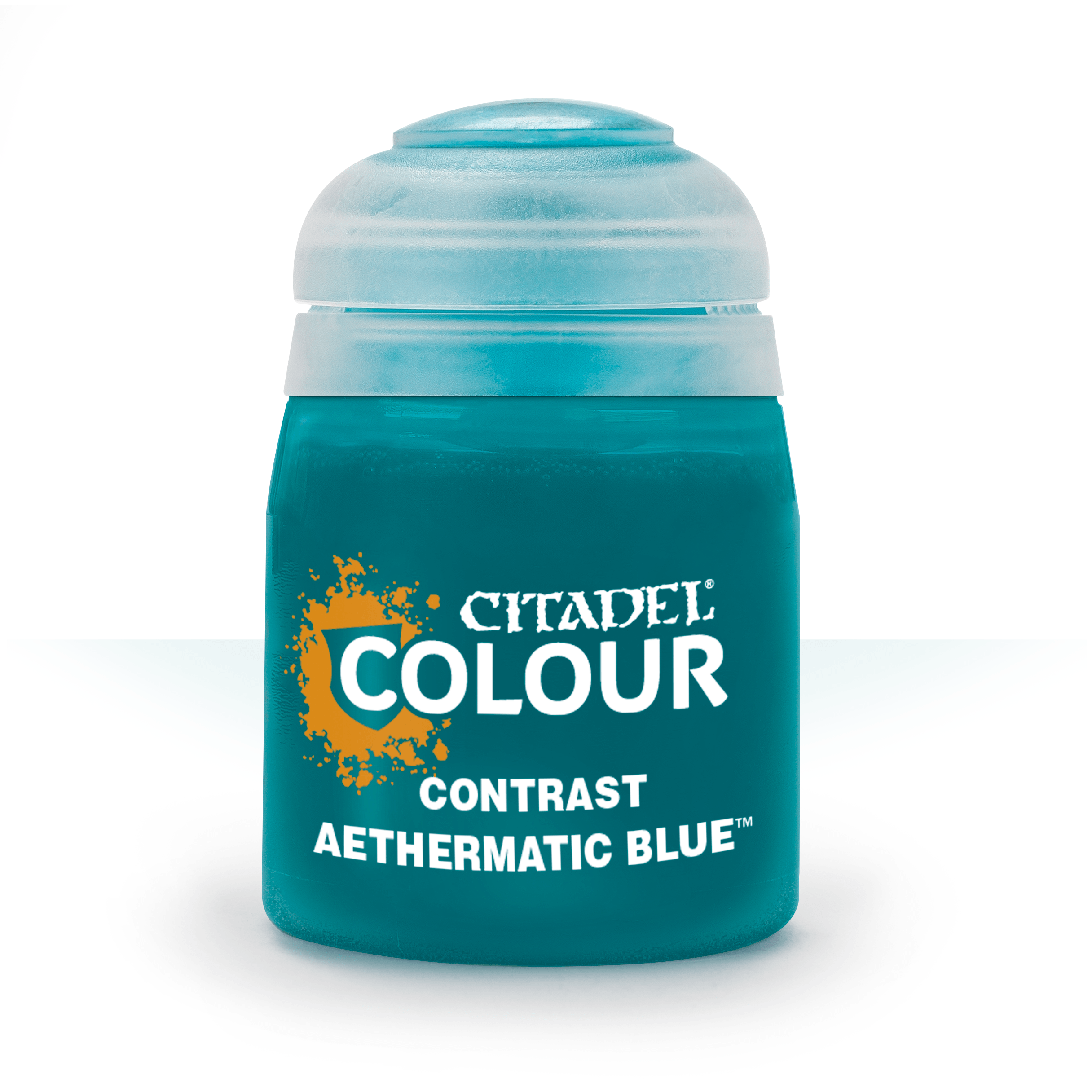 Citadel Contrast Paints: Aethermatic Blue