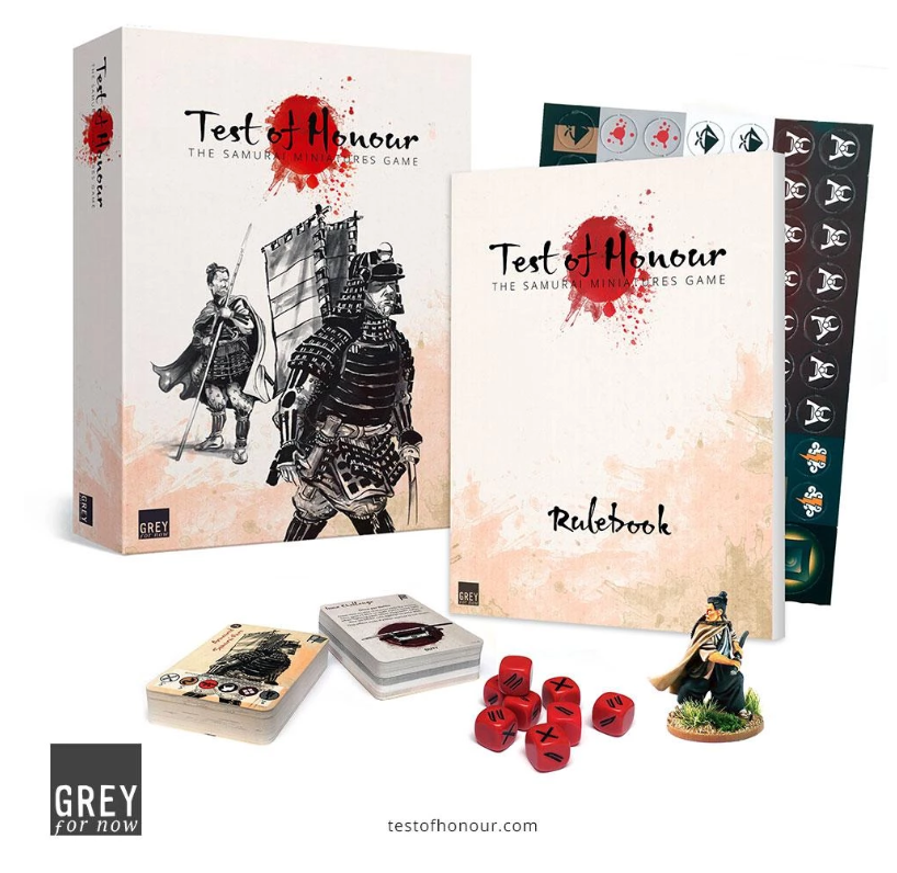 Test of Honour: Gaming Set