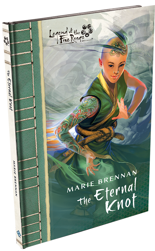 Legend of the Five Rings: The Eternal Knot  [Novel]