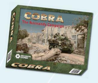 Cobra: The Normandy Campaign
