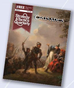 Strategy & Tactics Quarterly #7: The Crusades