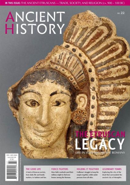 Ancient History Magazine: Issue #22