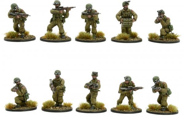Bolt Action (Konflikt '47) British Grenadiers