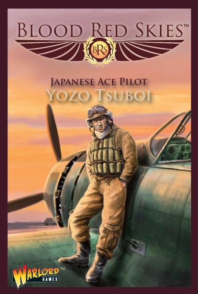 Blood Red Skies: Mitsubishi J2M 'Raiden' Ace: Yozo Tsuboi