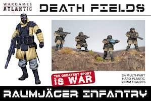 Death Fields Raumjäger Infantry