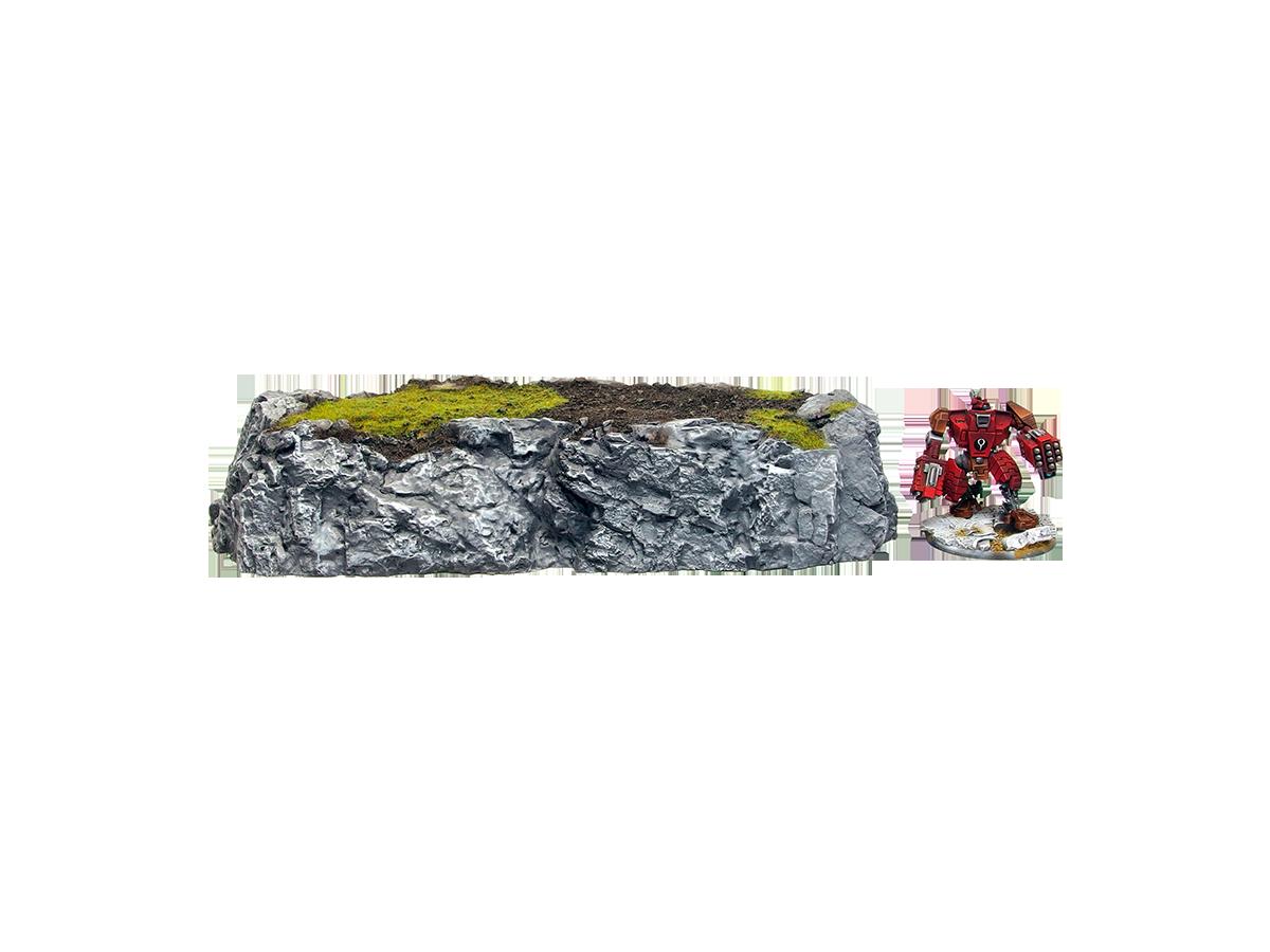 Sci-Fi Terrain: Outpost – Ridge (1)