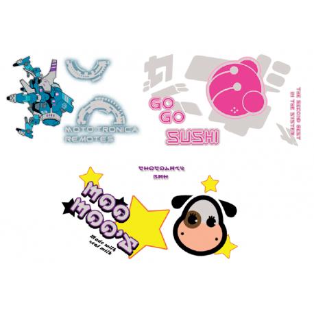 Infinity Accessories: S-F Graffiti Transfers v.3 (6)