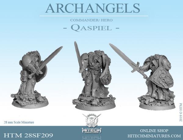 HiTech Miniatures: Qaspiel