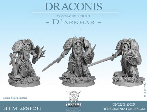 HiTech Miniatures: D'arkhar