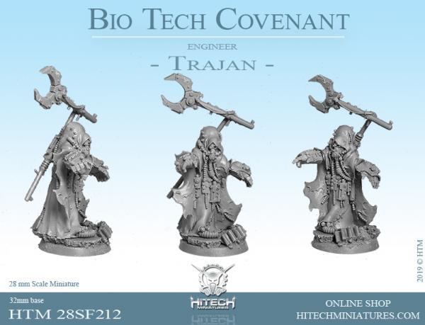 HiTech Miniatures: Trajan