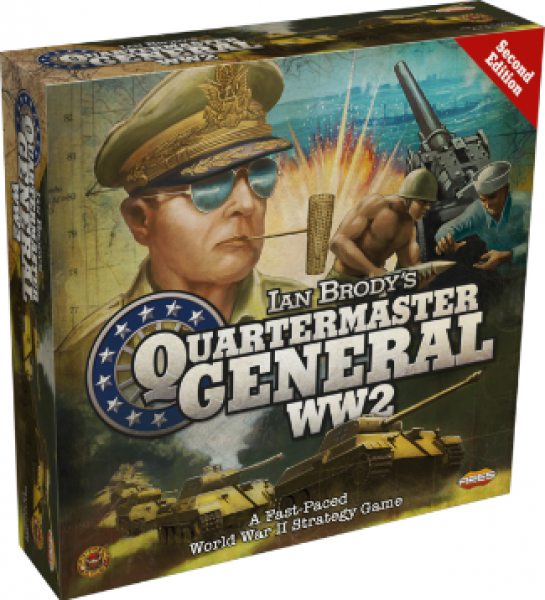 WW2 Quartermaster General - 2nd Edition