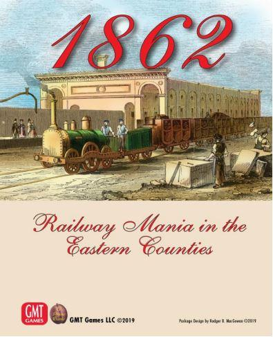 1862: Railway Mania in the Eastern Countries of England