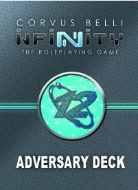 Infinity RPG: Adverssary Deck