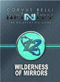 Infinity RPG: Wilderness of Mirrors Deck