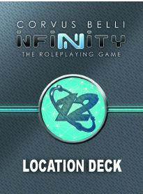 Infinity RPG: Location Deck
