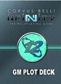 Infinity RPG: GM Plot Deck