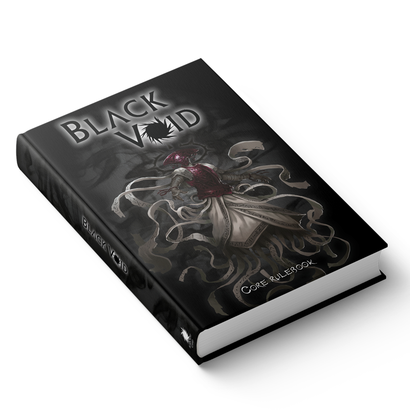 Black Void RPG: Core Rulebook (HC)