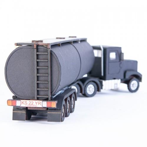 28mm Scenery: Semi-Trailer Tanker