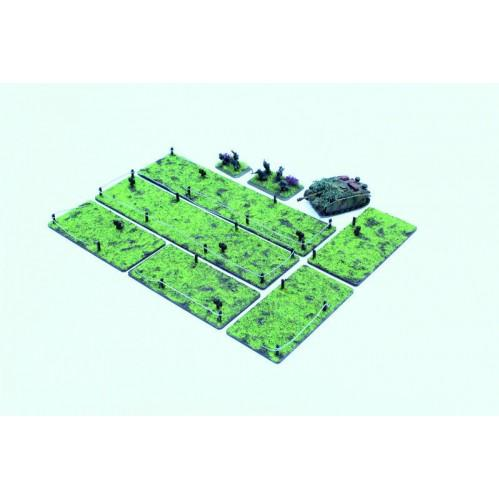 15mm Scenery: 15mm Minefields