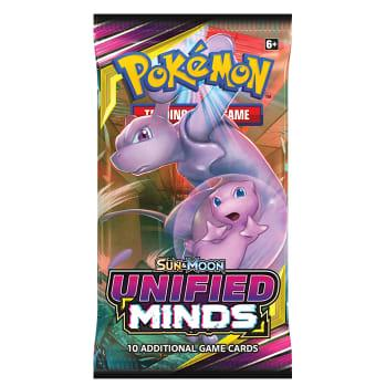 Pokemon CCG: Sun & Moon: Unified Minds Booster