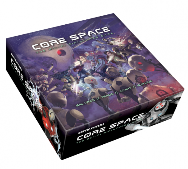Core Space: Starter Set