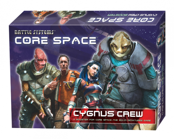 Core Space: Cygnus Crew