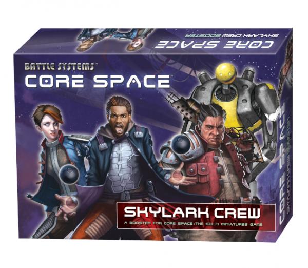 Core Space: Skylark Crew