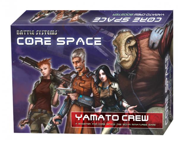 Core Space: Yamato Crew