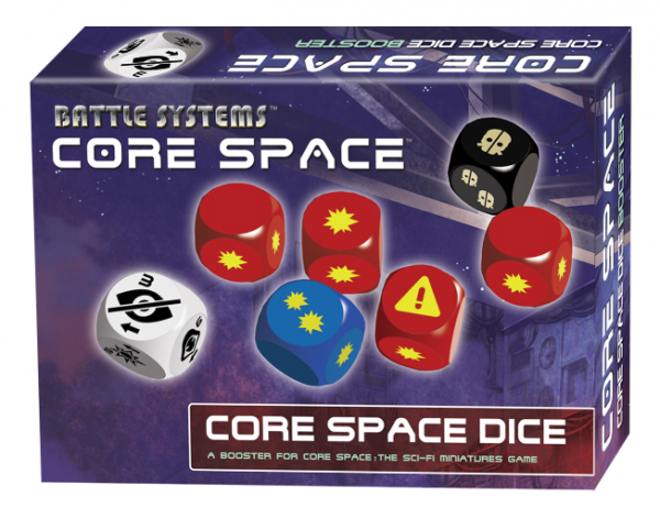 Core Space: Dice Booster