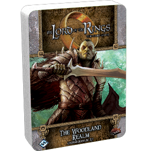 Lord of the Rings LCG: The Woodland Realm Scenario Kit