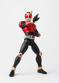 (Shinkocchou Seihou) Masked Rider Kuuga Mighty Form (Decade Kuuga) ''Kamen Rider Decade'', Bandai S.