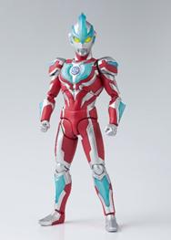Ultraman Ginga ''Ultraman Ginga'', Bandai S.H.Figuarts