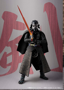 Samurai Kylo Ren ''STAR WARS EPISODE Ⅶ'', Bandai Meisho Movie Realization